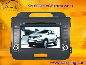 lettore DVD dell'automobile 2DIN con il GPS per KIA Sportage (2010-2011) (QL-6844)