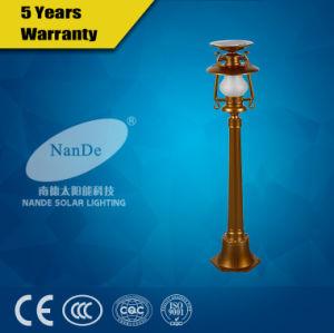 IP65リチウム電池のアルミニウム太陽ライト
