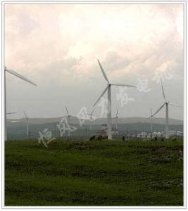 풍력 발전기 (HF11.0-15KW)