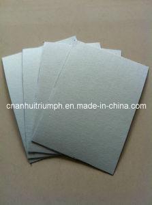 Sola intermédia da placa de papel/Folhas de Química