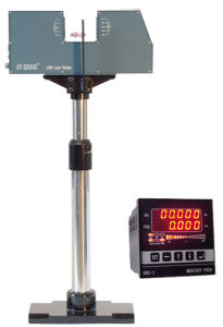 Wire Cable on-Line Measurement Laser Diameter Gauge (Model LDM-50)