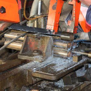 De gegalvaniseerde Delen van het Lassen & het Stempelen van het Staal voor Gebouwen