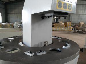 Finestra di alluminio e macchina per forare del portello