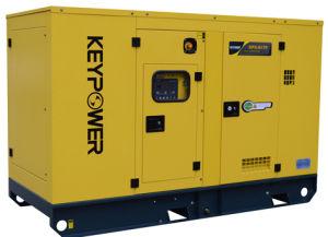 50Hz交流発電機との携帯用ディーゼルGenset 144kVA
