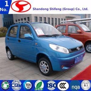 Chinees Dicht Lichaam 4 van de Manier van de Fabrikant Nieuw de Vierwielige Elektrische Auto van het Voertuig van de Autoped Automobiele