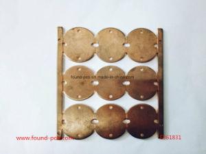 PWB elettronico di rame Fr4 di Blackmask del materiale composito del metallo