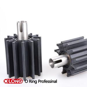 Vedação de borracha moldada personalizados usados em aço da Palheta do Picador