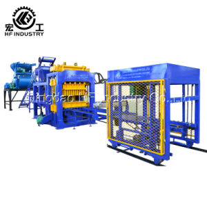 自動Qt10-15および機械/セメントを作る油圧具体的な連結のブロック空の煉瓦機械