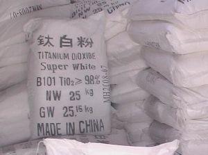 TiO2 het Dioxyde van het Titanium van het Rutiel voor de Leveranciers van het Algemene Doel TiO2