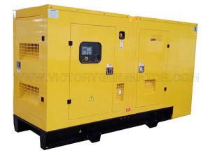 ブランドのパーキンズイギリスのエンジンを搭載する7kVA-2500kVAディーゼル機関の発電機セット