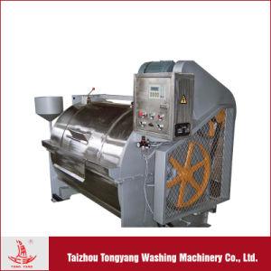 Un service de blanchisserie/ de la machine à laver industrielles des gants en caoutchouc plein de la rondelle de chlore en acier inoxydable