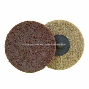 Bbl Quick Change estado da superfície do disco de lixa flexível