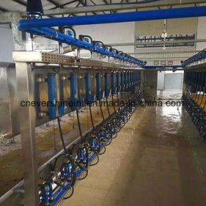 32 sièges Salon de la machine à traire la vache automatique du système de mesure électronique