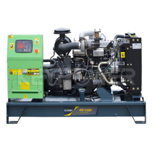 Type Portable 50kVA Power Diesel Generatorを開きなさい
