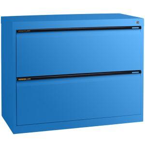 새로운 디자인 강철 사무실 2 서랍 서류 캐비넷