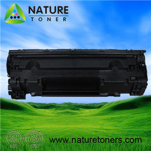 Universele Black Toner Cartridge voor PK CB435A/CB436A/CE285A