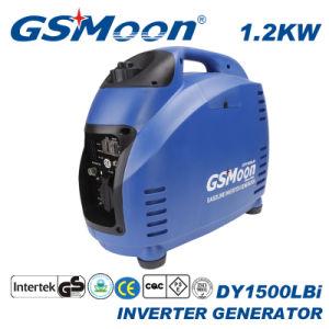 Maximale Energie 1.5kw der meiste leise Inverter-Generator mit Zustimmung