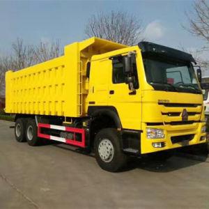 371HP Sinotruk HOWO Speicherauszug-Lastkraftwagen mit Kippvorrichtung mit 10 Rädern