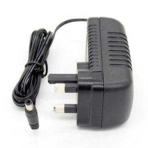 Великобритания разъем 12 вольт 2 а Класс 2 блок питания 12V 2A AC адаптер питания постоянного тока для систем видеонаблюдения