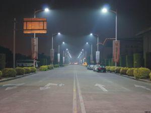 Новая конструкция 100W 5 лет гарантии индикатор солнечной энергии на уличных фонарей