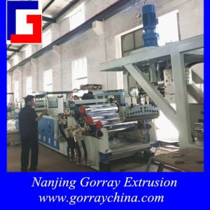 Lijn van de Uitdrijving van het Blad van het Polyethyleen van de Prijs van de Fabriek van Gorray de Professionele