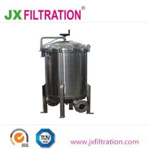 Eficiência de filtração de alta precisão do filtro de proteção de segurança para tratamento de água