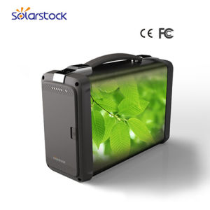 Environmental-Friendly Generador solar portátil (SS-PPS500W)