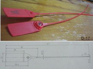 Le métal insérée Pull-Tight les joints en plastique (D-17)