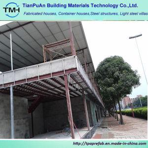 Suministro de China la estructura de acero de alta calidad para el taller