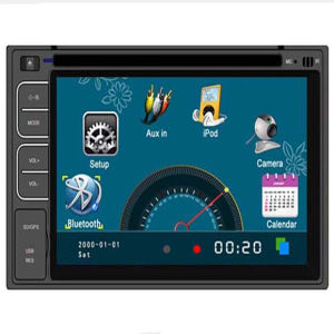 Opel Corsa를 위한 GPS Car DVD Player 또는 Car MP3 Player