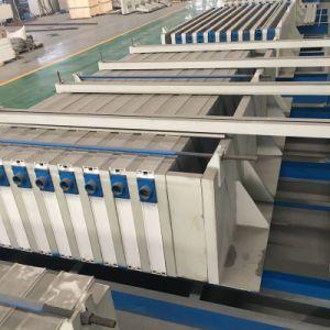 機械を作る軽量の空のコア壁パネル