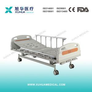 Drei Funktions-elektrisches Krankenhaus-Bett, justierbares geduldiges Bett (XH-4)
