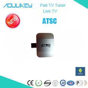 Mobiele Digital TV Receiver/Tuner/Dongle met USB voor ATSC op Android D204