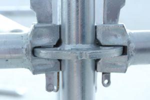Système de pièces du système d'Échafaudage Ringlock pour une utilisation dans Phillipiness