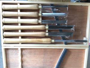 Outils de tournage du bois pour les mini-tour à bois