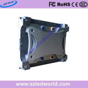 P1.56, P1.66, P1.92, P2.5 interiores de alta definición LED de alquiler de pantalla de pared de vídeo con pantalla de 400x300mm Die-Casting gabinete