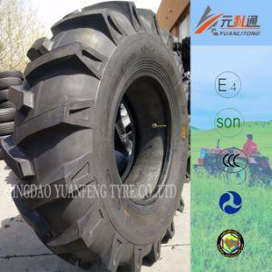 Die Landwirtschaft ermüdet 4.00-10 4.00-8 3.50-6 4.00-7 R1 Geschäftemacher-Dreiradgummireifen-Traktor-Gummireifen des Muster-drei