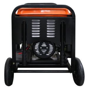 Luftgekühlter einzelner Zylinder-Dieselgenerator (3KW)
