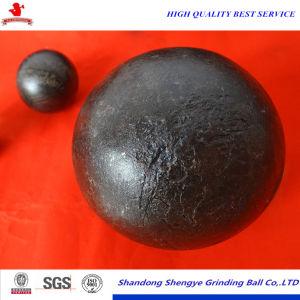 Traitement thermique des supports en acier forgé pour la mine d'argent à billes