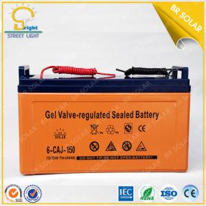 Wartungsfreie 12V 150ah UPS Battery Solar Battery