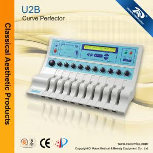 Corps professionnel d'U2b SME amincissant la machine de beauté (CE, homologation ISO13485)