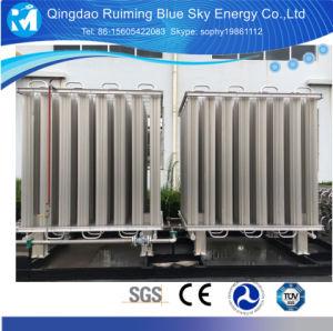 ガス工場の給油所の使用法の液化気体の蒸発器
