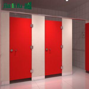 Divisão de banheiro HPL de boa qualidade fabricada na China