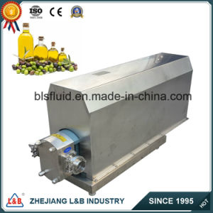 Lóbulo eléctrico de Tipo Rotor Gear/aceite caliente el aceite de palma/Bomba de aceite