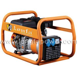2.2kVA 220V 4stoke Engine Portable Gasoline Home Generator