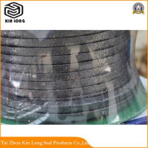 Imballaggio della grafite; Guarnizioni di imballaggio del Teflon V della grafite di compressione PTFE;