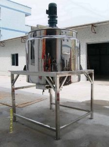 Shampooのためのステンレス製のSteel 304 Mixing Tank