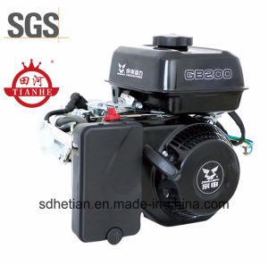 GB200 Motor de gasolina Automotor eléctrico generador Range Extender