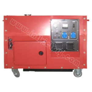 8.5kw Одиночное-Phase Silent Type Gasoline Portable Generator