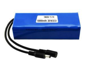 太陽ライトのための李イオン電池11.1V 10ah